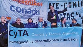 Grupo Ciencia y Tecnología Argentina (CyTA)